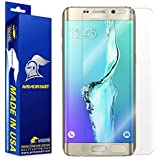 Samsung Galaxy S6 Edge Plus Screen Protector [Full Coverage], Armorsuit MilitaryShield w/Lifetime Replacements - Anti…