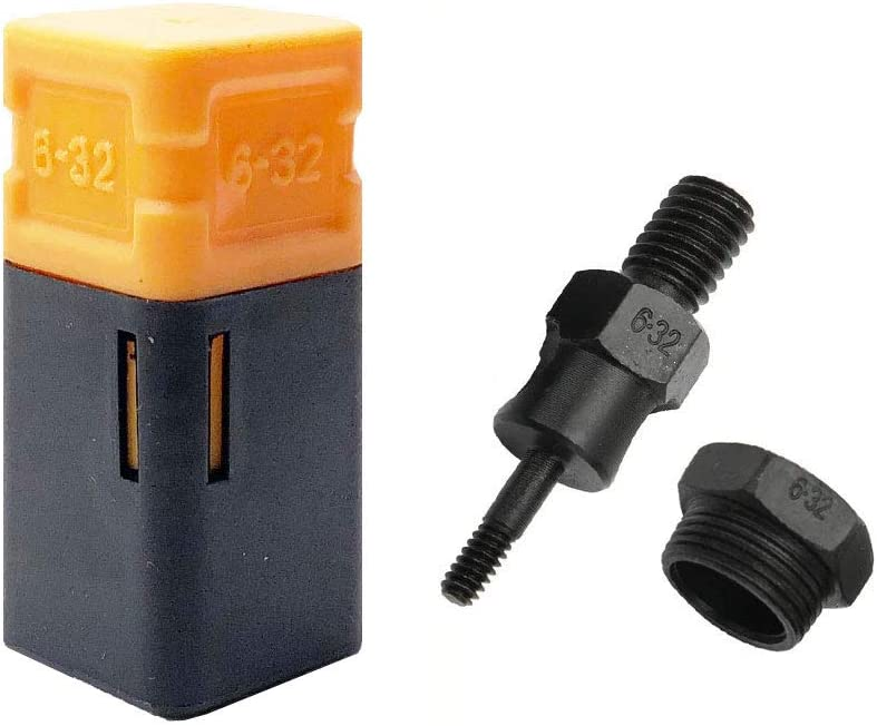Replacement Mandrel for Hand Nut Rivet tool Accessories,6-32