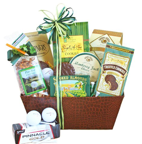 Par-Tee Down | Golf Lovers Gift Basket