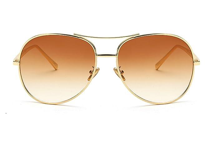 Amazon.com: Gafas de sol vintage retro de gran tamaño para ...