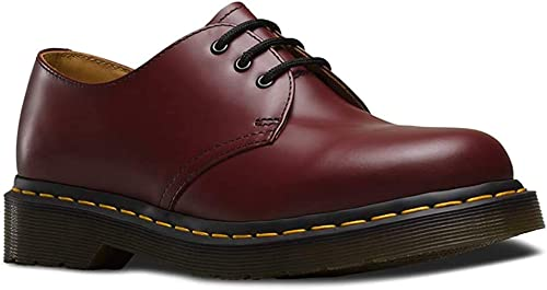 luminosa Disturbo Cancellare  Dr. Martens Unisex Adults' 1461 Z Smooth Last 59 Gymnastics Shoes, Red  (Cherry Red), 14 UK: Amazon.co.uk: Shoes & Bags
