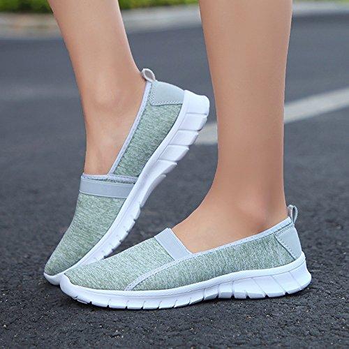 Verte Mode Menthe Sport Fille Yesmile pour Chaussures Femme Chaussures Chaussures de qBvW4t