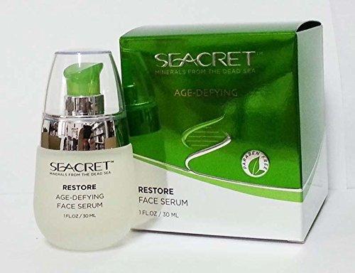 Seacret Age-Defying face restore serum 30ml