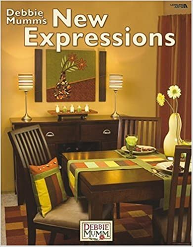 Book Debbie Mumm's New Expressions (Leisure Arts #4048)
