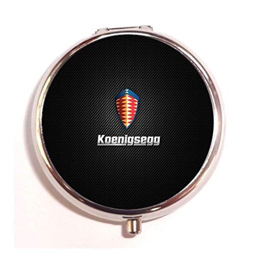 koenigsegg-custom-durable-stainless-steel-round-pill-box-silver-medicine-vitamin-organizer-pill-case