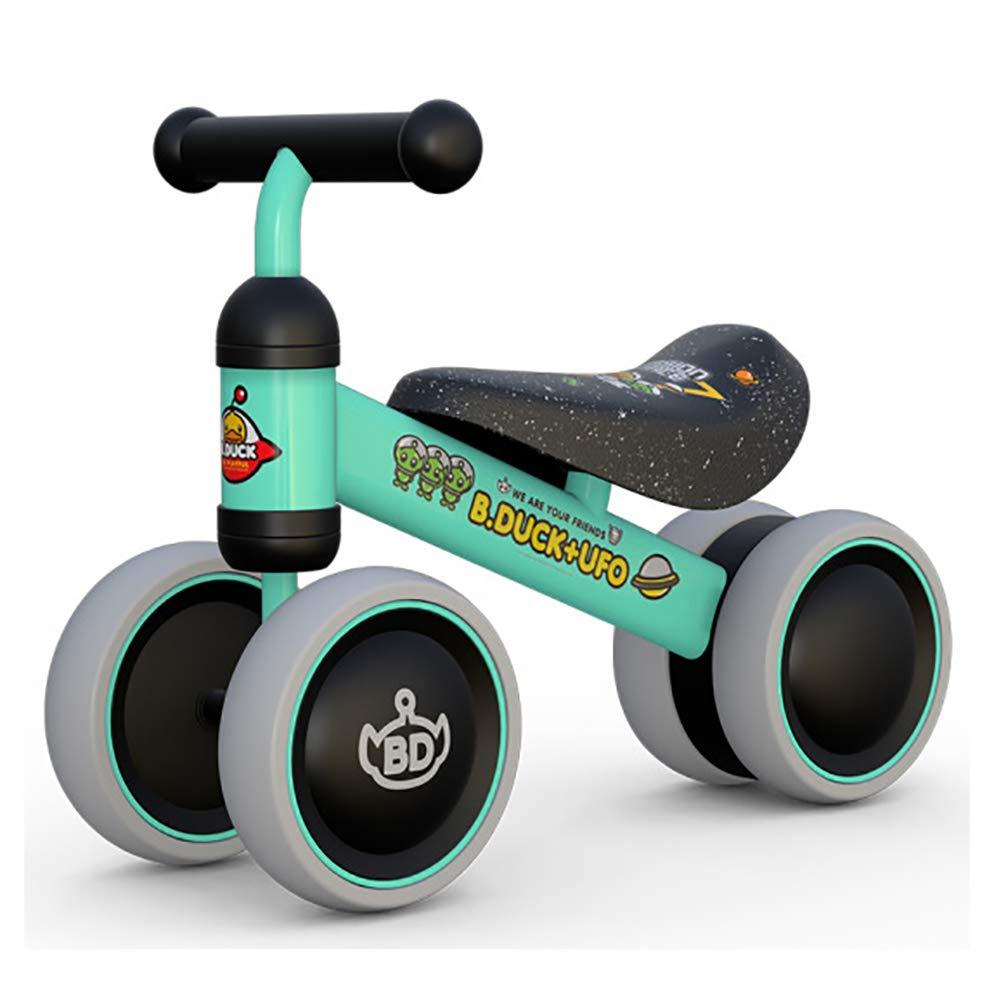gran venta A ZXDBK ZXDBK ZXDBK Bicicleta de Equilibrio, Sin Pedales, Ultra Ligero Bicicleta para Bebés 1 Año Viejo Niños Niñas Bebé Caminar Bicicleta Primera Bicicleta  alto descuento