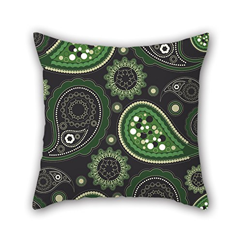 NICEPLW Flower Pillowcase 16 X 16 Inches / 40 By 40 Cm For Indoor,bar,kitchen,kids Room,teens Girls,floor With Two Sides - Aztec Ceiling Lighting