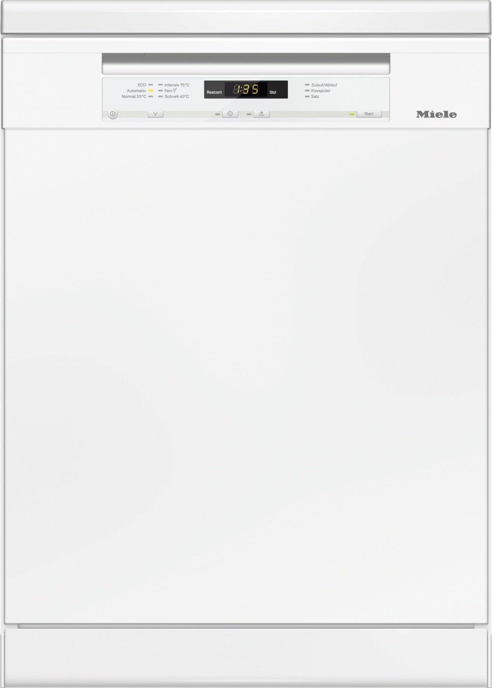 Miele G 6100 SC - Lavavajillas (Semi-incorporado, Color blanco ...