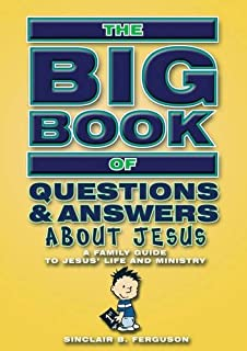 Big Book Of Questions & Answers About Jesus (1857925599) | Amazon Products
