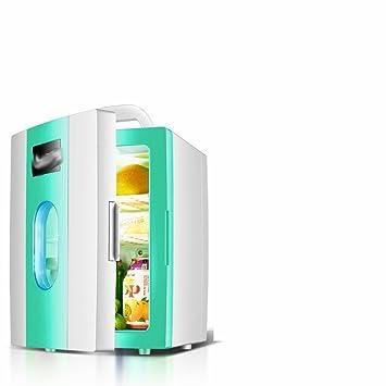 DEE Refrigerador del Coche 10L Coche Hogar Refrigeración de Doble ...