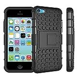 Best Cases  4  5cs - Apple iPhone 5c Case, SsHhUu Tough Heavy Duty Review