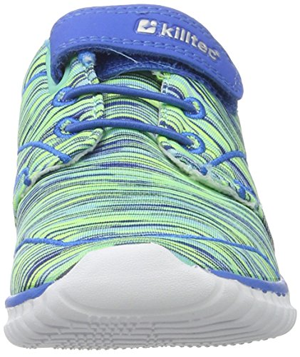 Killtec Ellio Jr, Zapatillas Deportivas para Interior Unisex Niños Verde (Grün)