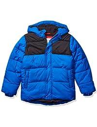 Boy's Heavy-Weight Hooded Puffer Coat