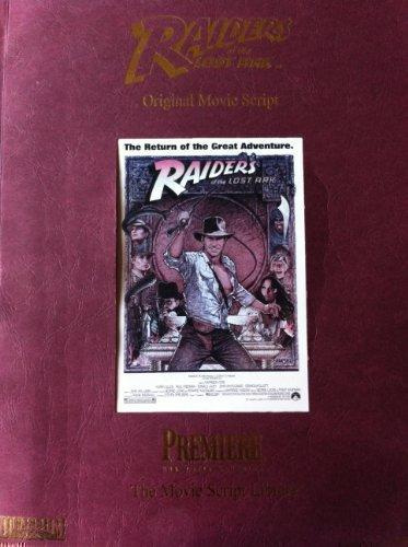 Raiders of the Lost Ark: Original Movie Script