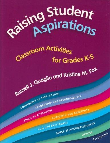 Raising Student Aspirations: Classroom Activities for Grades K-5
