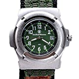 Smith & Wesson Men's Lawman Watch, 3ATM, Glowing