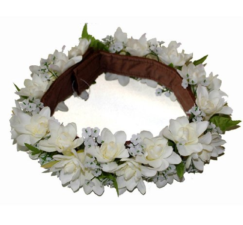 The Off White Hawaii Tuberose Headband