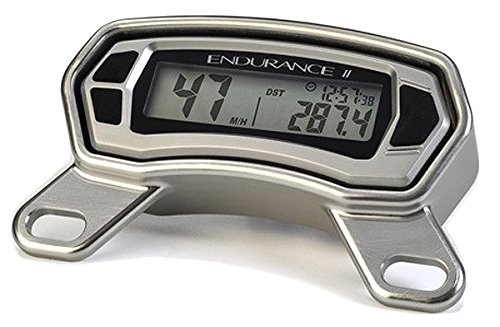 Trail Tech 021-TM1 Endurance II Silver Dashboard Protector by Trail Tech