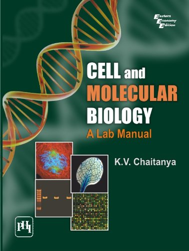cell and molecular biology a lab manual k v chaitanya amazon com rh amazon com molecular biology lab manual molecular biology techniques third edition a classroom laboratory manual pdf
