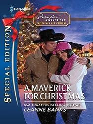 A Maverick for Christmas (Montana Mavericks: The Texans Are Coming! series Book 5)