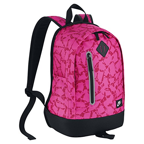 Price comparison product image Nike Cheyenne Print Graphic Kid's Backpack (639 Hyper Pink/Black)