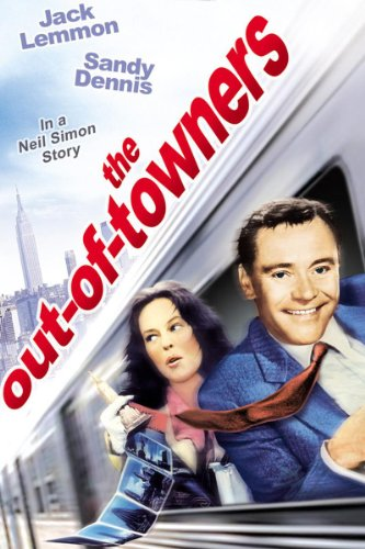 The Out-Of-Towners (1970) (Jack Lemmon Movies)