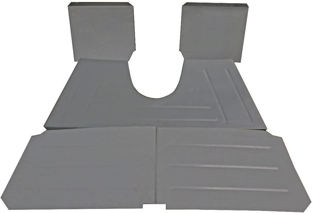 Works With 1935 1936 1937 1938 1939 Ford Pickup Truck 5 piece Floor Pan Set new Motor City Sheet Metal