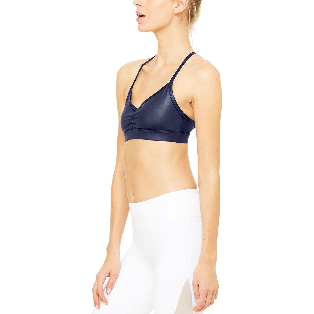 Alo Yoga Womens Sunny Strappy Bra