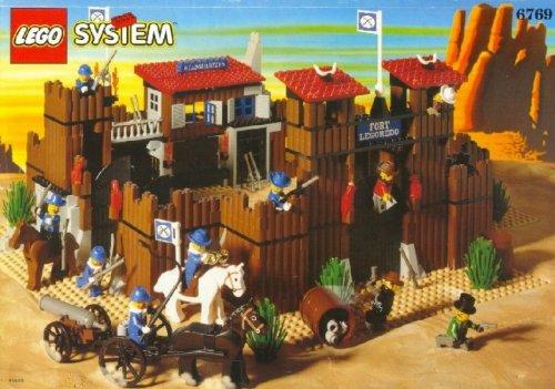 Lego #6769 Wild West Fort Legoredo