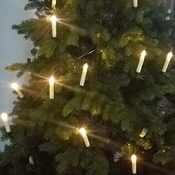 Amazon.com: LED Christmas Flameless Candle Lights Wireless