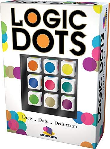 Brainwright Logic, Dice Dots Deduction Puzzle