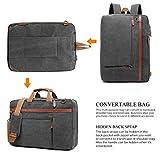 CoolBELL Convertible Backpack Shoulder bag