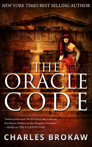 Download The Oracle Code (Thomas Lourds Book 4) Pdf