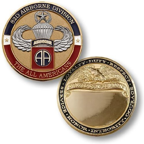 Engravable Challenge Coin - 5