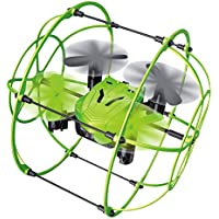 ToyPark 2.4GHz remote control climbing wall aircraft with 6 Axis RC Model Quadcopter