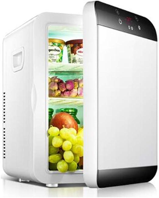 ZKKK Mini Bar, Nevera con congelador, Silent, 20L, Compresor y ...