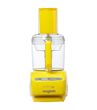 Magimix 148389 Mini Plus K/üchenmaschine gelb
