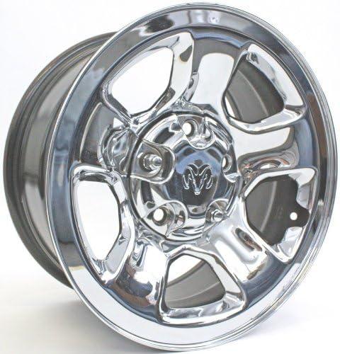 ONE Genuine OEM Factory Dodge Ram 1500 Pick-up 17 INCH Wheel GRAY CENTER CAP