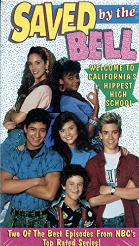 Saved By the Bell Vol. 1: Welcome to California's Hippest High School (Saved By The Bell Jessie And Slater)