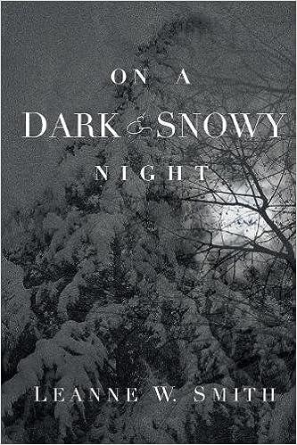 On A Dark & Snowy Night por Leanne W. Smith Gratis