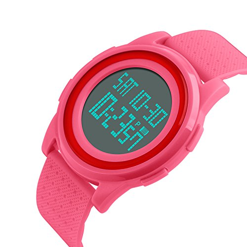 Led Watch Red Light in US - 5