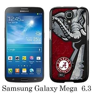 Alabama Crimson Tide 3 Black Fantastic Design Samsung Galaxy Mega 6.3 i9200 i9205 Phone Case