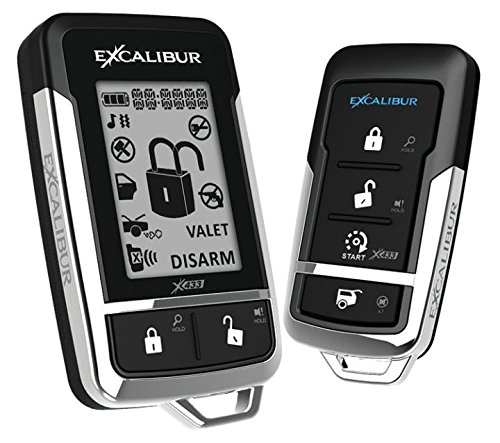Price comparison product image Excalibur Al18703db Remote Start 2-Way With 3d Motion