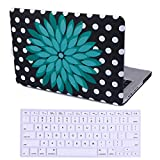 HDE Plastic Hard Case and Keyboard Cover for