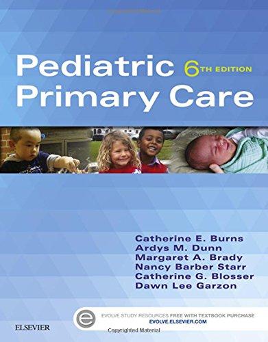 Pediatric Primary Care, 6e cover