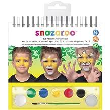 Snazaroo Face Painting Activity Book