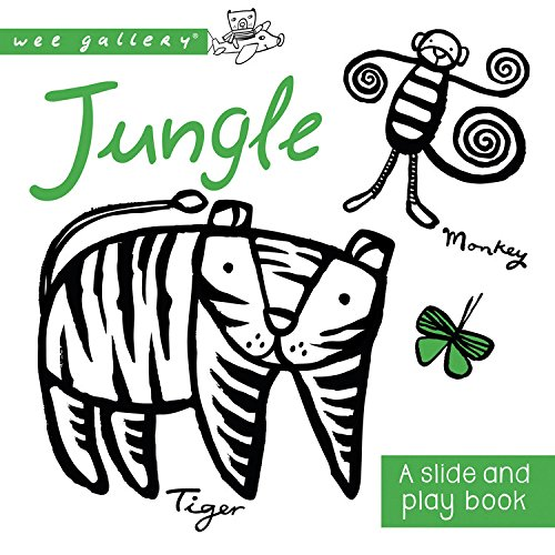 Jungle: A Slide and Play book (Wee Galle - Jungle Slides Shopping Results