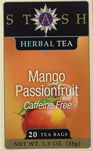 Stash Tea Mango Passion Fruit, 20 ct (Mango Tea Stash)