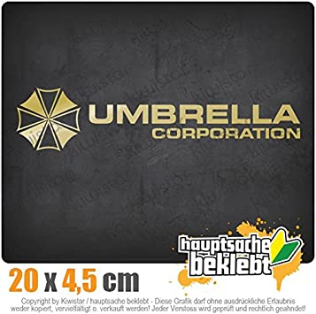 Umbrella Corperation Autoaufkleber Sticker Bomb Decals Tuning Bekleben KIWISTAR Aufkleber