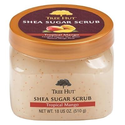 Tree Hut Shea Sugar Scrub, 18 Ounce
